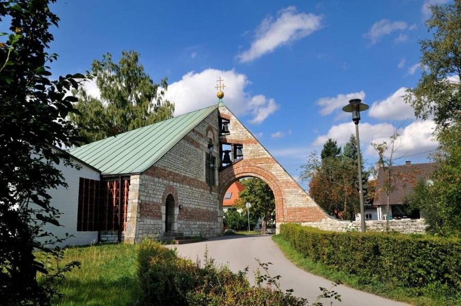Friedenskirche Manching Landkreis Pfaffenhofen
