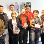 Gewinner der Spargelverlosung des KUS Landkreis Pfaffenhofen