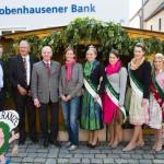 Hopfenkranzlfest Hohenwart 2015 landkreis pfaffenhofen