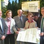 Vorstellung der Radkarte Hallertauer Hopfentour Landkreis Pfaffenhofen