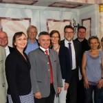 Vorstandschaft Hopfenland Hallertau Tourismus e.V. tagt in Freising