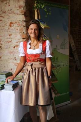 Christine Mahl Gästeführerin Landkreis Pfaffenhofen